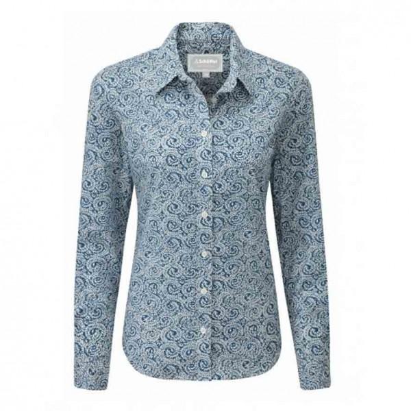 schoffel-somerset-navy-shirt