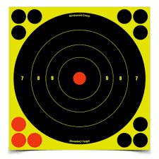 Paper & Self adhesive targets